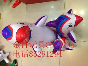 Inflatable toys, PVC materials factory direct no Weng Penguin