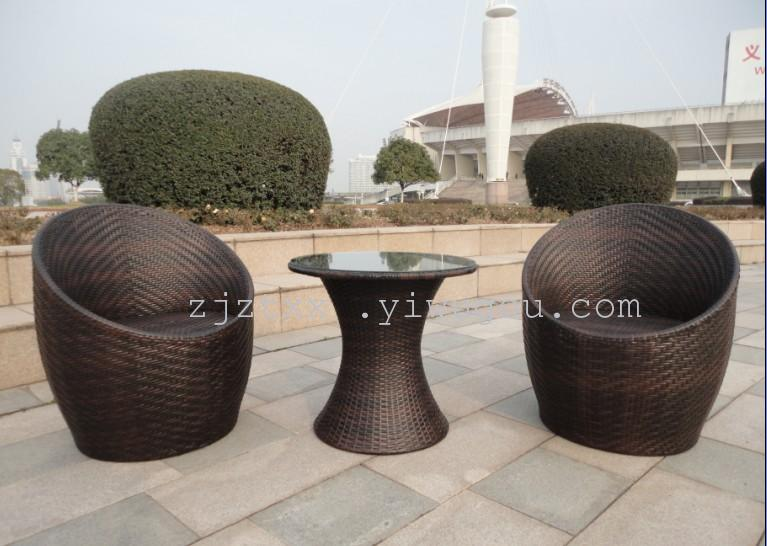 Supply Nest a rattan chair outdoor furniture rattan