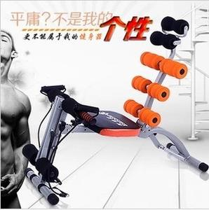 Fitness equipment crunches ABS back exercises abdominal Board household multifunctional folding