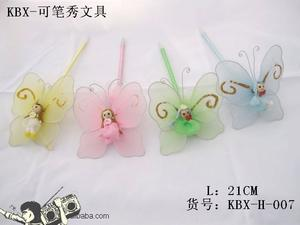 Manufacturers supplying beautiful pantyhose Princess Butterfly gifts and advertising pens wholesale