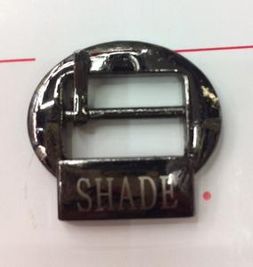 Accessory shoe buckle luggage buckles and garment decorative buttons