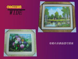 Special continental oil painting hand-painted home decorating the living room restaurant landscape porch paint