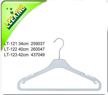 Three sizes of Pajamas can be printed logo plastic hanger LT-121LT-122LT-123