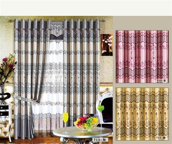 Factory direct environmental protection activity of printing shade cloth curtain fabric and provides professional foreign trade finished processing