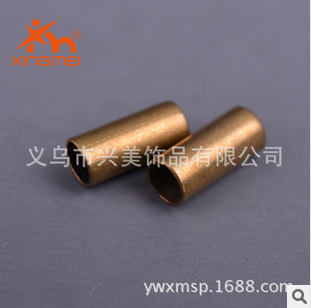 Beautiful jewelry DIY Accessories Accessories copper plated jewelry copper pipe straight pipe length pipe FB00122