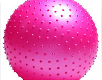 Taobao best selling fashion leisure and fitness yoga ball fitness ball thickened ex massages, yoga ball