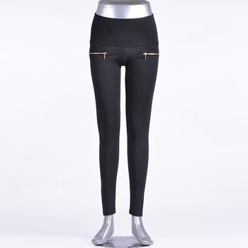 Factory wholesale summer 14 new Korean version of slim jeans female pencil pants feet pants casual pants