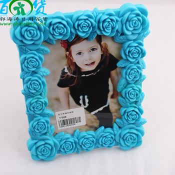 Xingyi roses picture frame 2 wholesale picture frames children's souvenir photo basket photo frame table photo frames