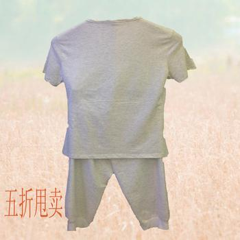 2014 summer dress new style men's fashion sportswear tide trend of the Korean version of slim casual Pant cotton cropped trousers