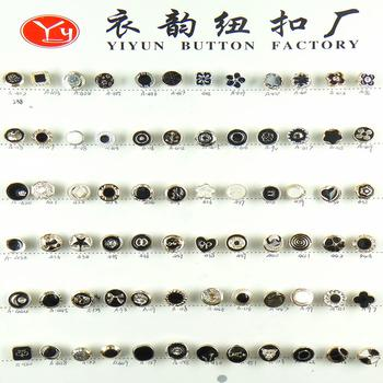 Hot fashion garment accessories high buckle number 2014 new oil shirt buttons