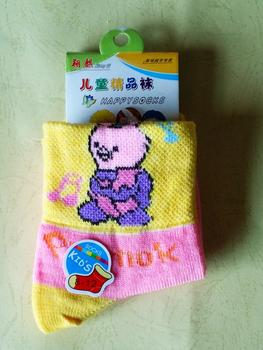 New 2014 spring cotton children socks wholesale and foreign trade