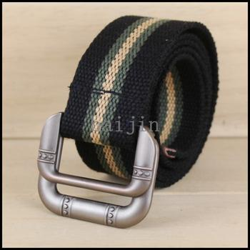 Bai Jin New Style Canvas belt for man and women belt wholesale DM080306