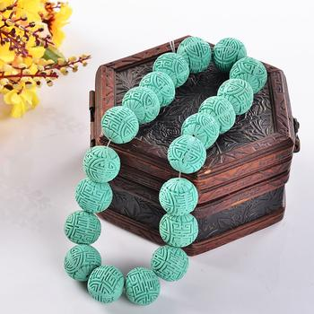Turquoise small lacquer chain simple lacquer Lady original handmade bracelet