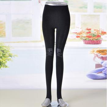 Factory wholesale boutique women's shaping thin lengths make socks pants wearing footless tights