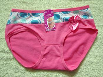 3445 Girl lycra cotton briefs