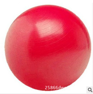 Casual fashion slimming Yoga 65CM fitness ball ball ball of thick explosion-proof body thickness