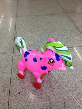 2014 new inflatable pony inflatable toys children's toys, water toys
