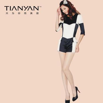 Tian yan new super soft pressure and thin velvet pantyhose legs women socks, simple fashion pantyhose