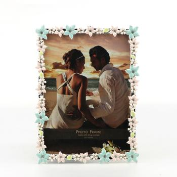 Garden photo frame metal photo frames 6-inch photo frame