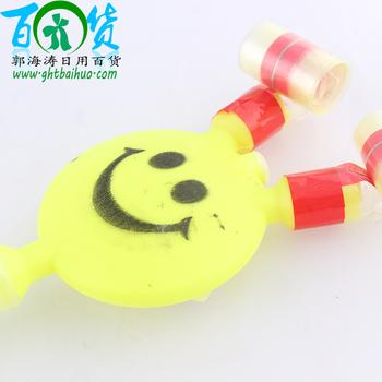 selling children's toys blown two dollar store wholesale inflatable toy play on volumes and whistle