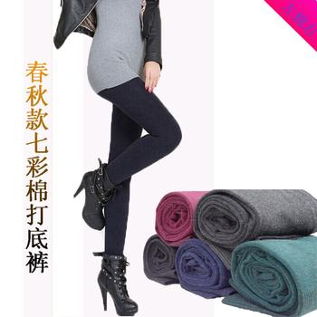 Upscale ladies in autumn and winter the perfect neutral Korean slimming vertical stripes of warm wool tights pantyhose