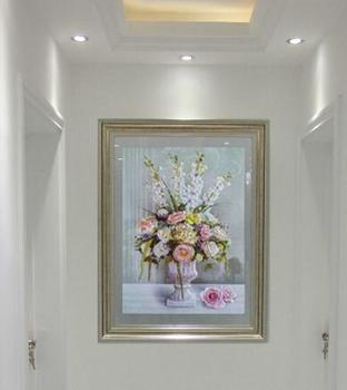 Huapeng photo frames product quality cardboard painted vase factory outlet