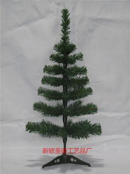 PVC Christmas tree Christmas Festival decoration crafts