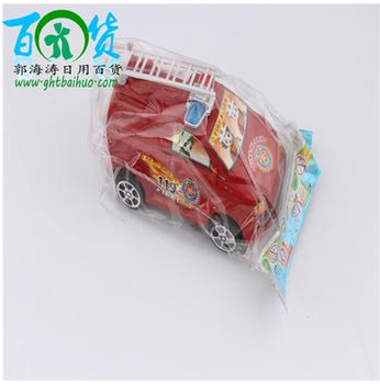 center for small commodities, Yiwu factory direct sales fire engine toys simulation model cars
