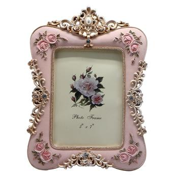 High-end European classical table photo frames new IKEA wedding wedding wedding gifts ornaments and crafts