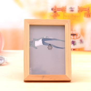 Factory direct solid New Zealand pine thickened frame creative photo frames GW-11 any size order