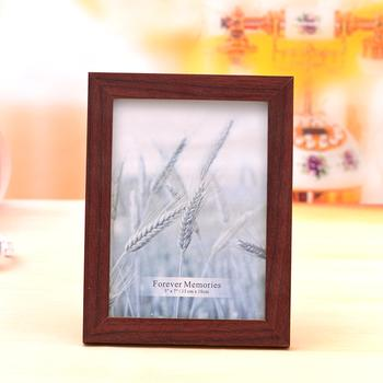 Factory direct wood thick New Zealand Cedar picture frames customized creative photo frames any size GW-10
