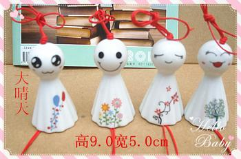 Sunny smile Sunny Cars hanging wind chimes of the mascot dolls produced Sunny Doll