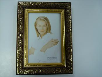 Factory direct Waldorf craft high-end customized gold photo frame wholesale/export quality