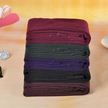 The new 2014 Winter color seamless cotton padded leggings do not pour down warm pants one Pant-9 foot