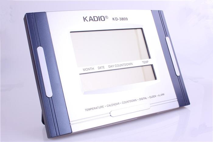 kadio kd 3809 operating instructions