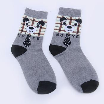 Brand new autumn and winter children's socks and comfortable cotton towel cartoon factory direct wholesale