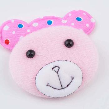 Cute little plush toys accessory styling bears accessories creative gifts wholesale
