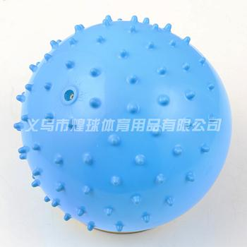 New baby toys kindergarten barbed patted the ball bouncing ball inflatable toy ball factory outlet