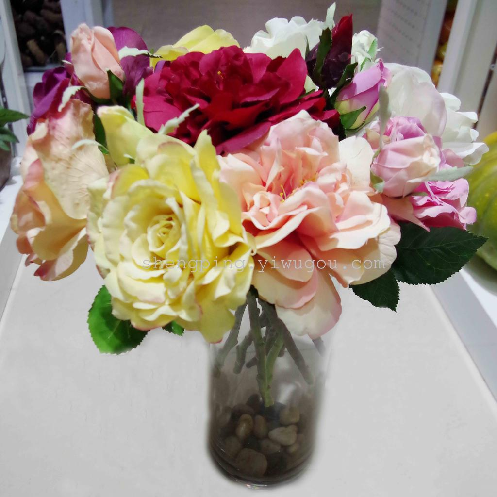 Supply Artificial flowers silk flowers artificial flowers wholesale ...