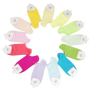 14005-1 new style women's solid color boat socks Candy-colored sweat-absorbent antibacterial and odor-resistant boat socks