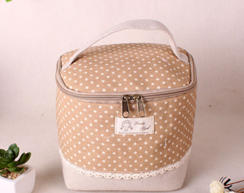 New listing zakka sewing incorporated polychromatic multifunctional cosmetic storage bags travel bags cosmetic bag