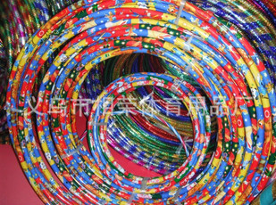 Wholesale supply of high quality children's cartoon your hoop increased fitness Hula hoops to lose weight factory wholesale