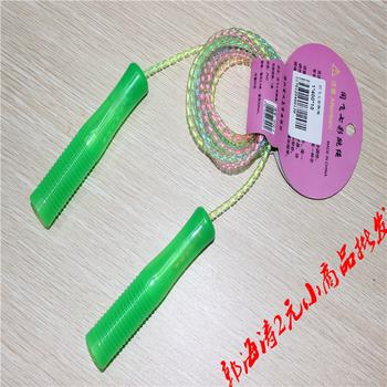 Fly with colorful rope skipping two wholesale outlets professional fitness weight loss equipment